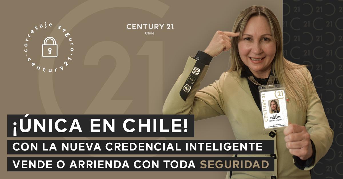 credencial inteligente century 21